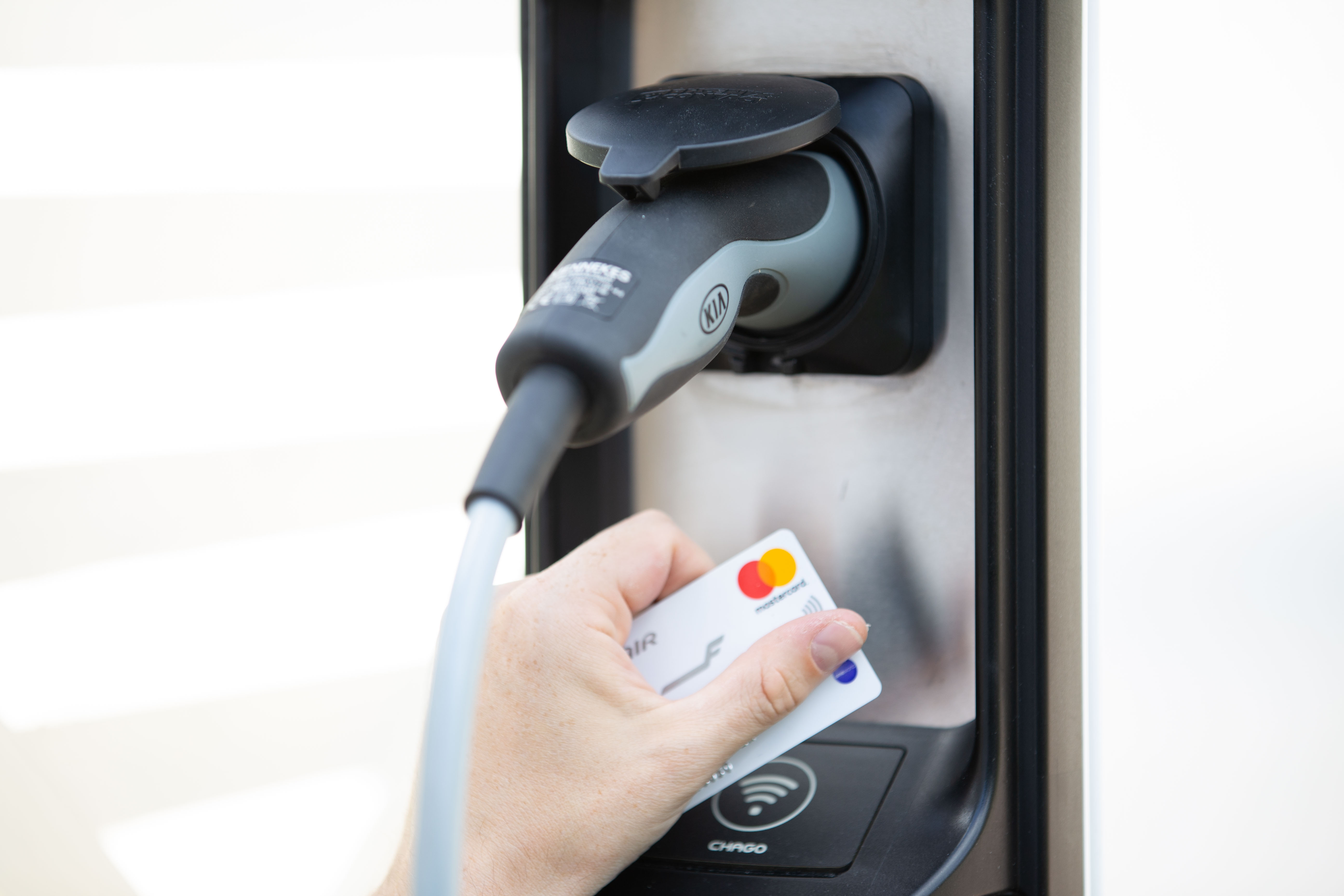 eMabler improves EV chargingpayments experience in Mastercard Lighthouse program